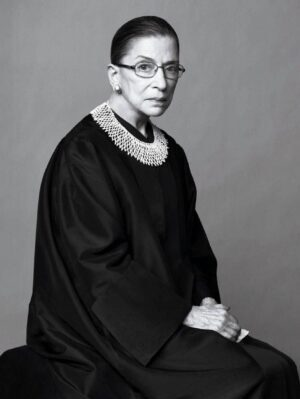 Not So Happy Hour: RIP RBG